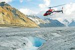 Flightseeing zum Mt. McKinley