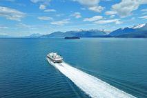 Fähre bei Juneau