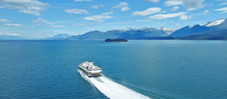 Inside Passage bei Juneau