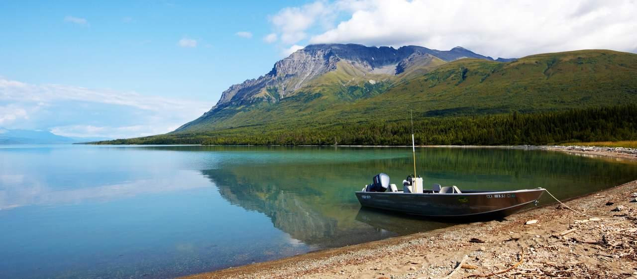 Katmai National Park. Alaska