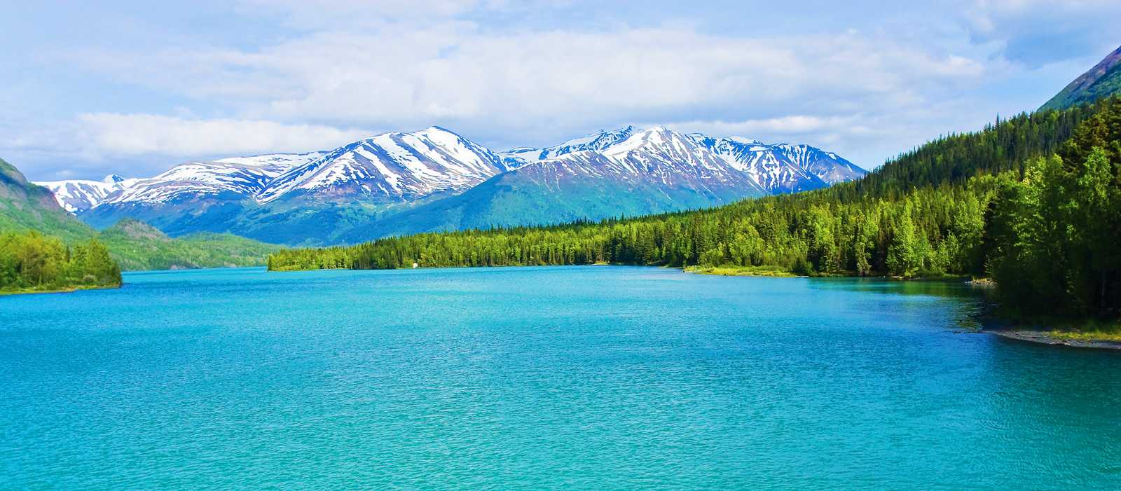 Alaska, Flyfishing, Kenai Peninsula, Kenai River, guided drift boat fishing on upper Kenai River, MR