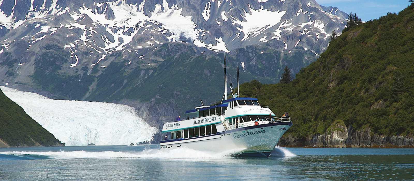 Kenai Fjords Tours Glaciers