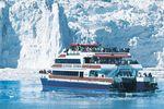 Ausflugsschiff Klondike Express in Alaska