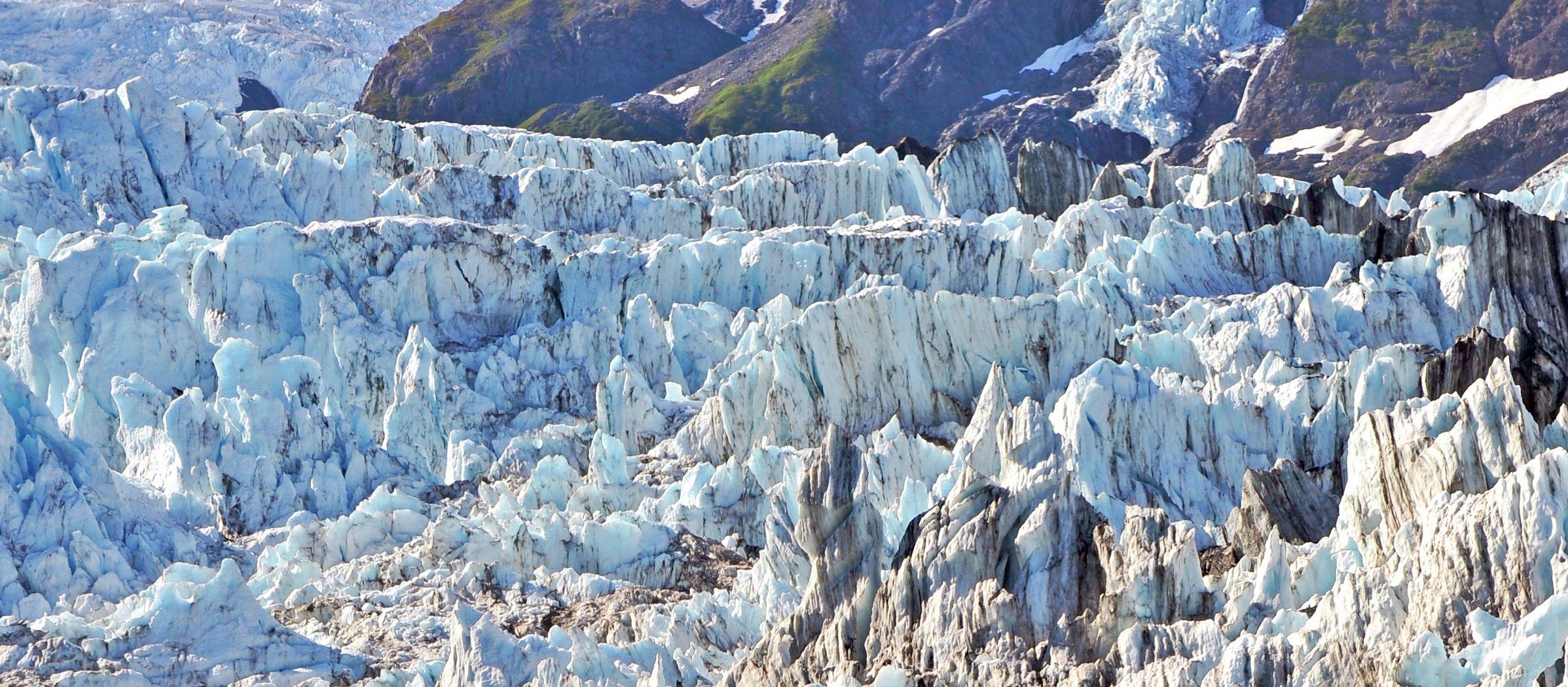 Gletscher im Prince William Sound