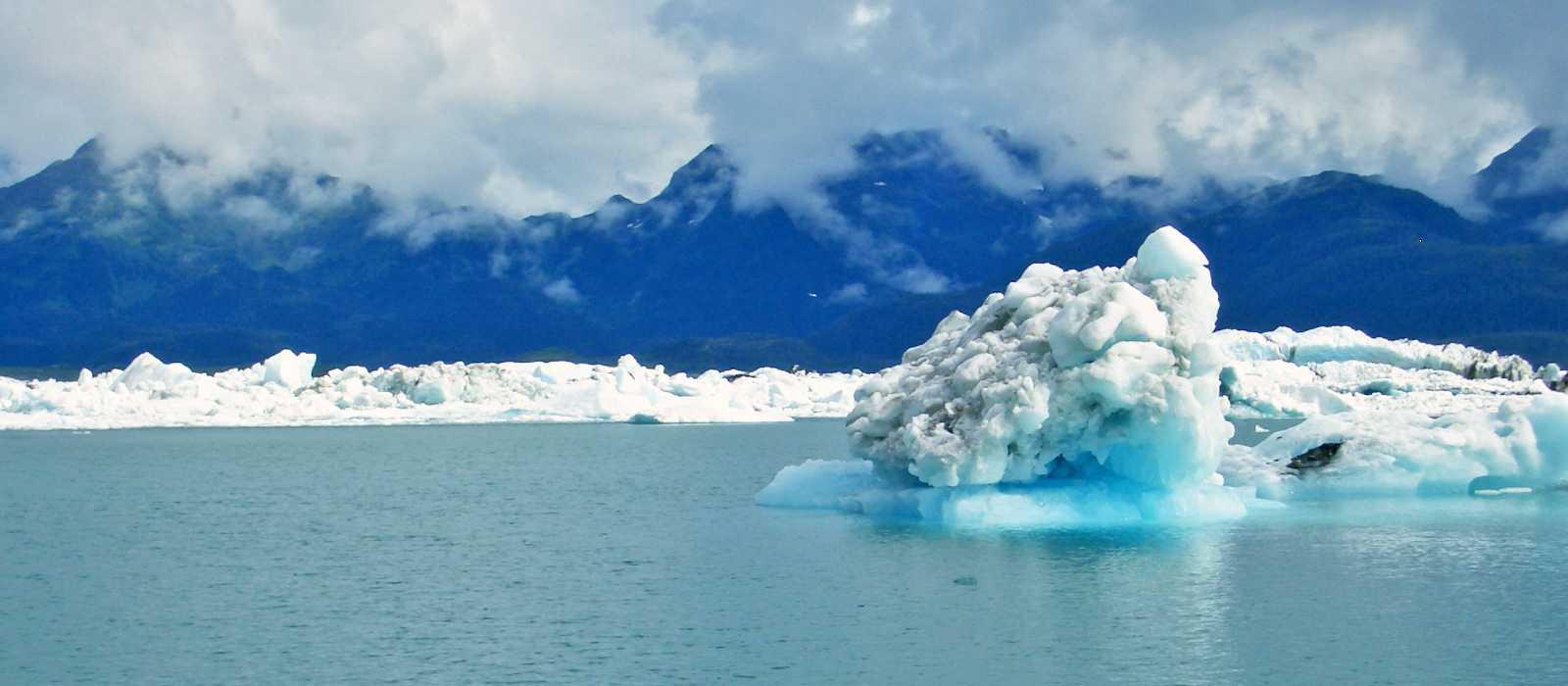 Columbia Glacier Cruise im Prince William Sound