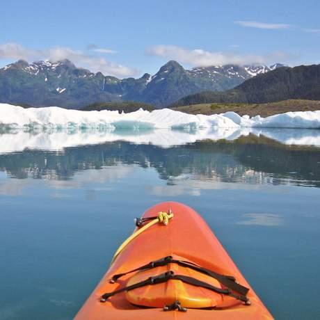 Insidertipp Kajaktour in Valdez