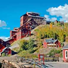 Mine in Kennicott, Alaska