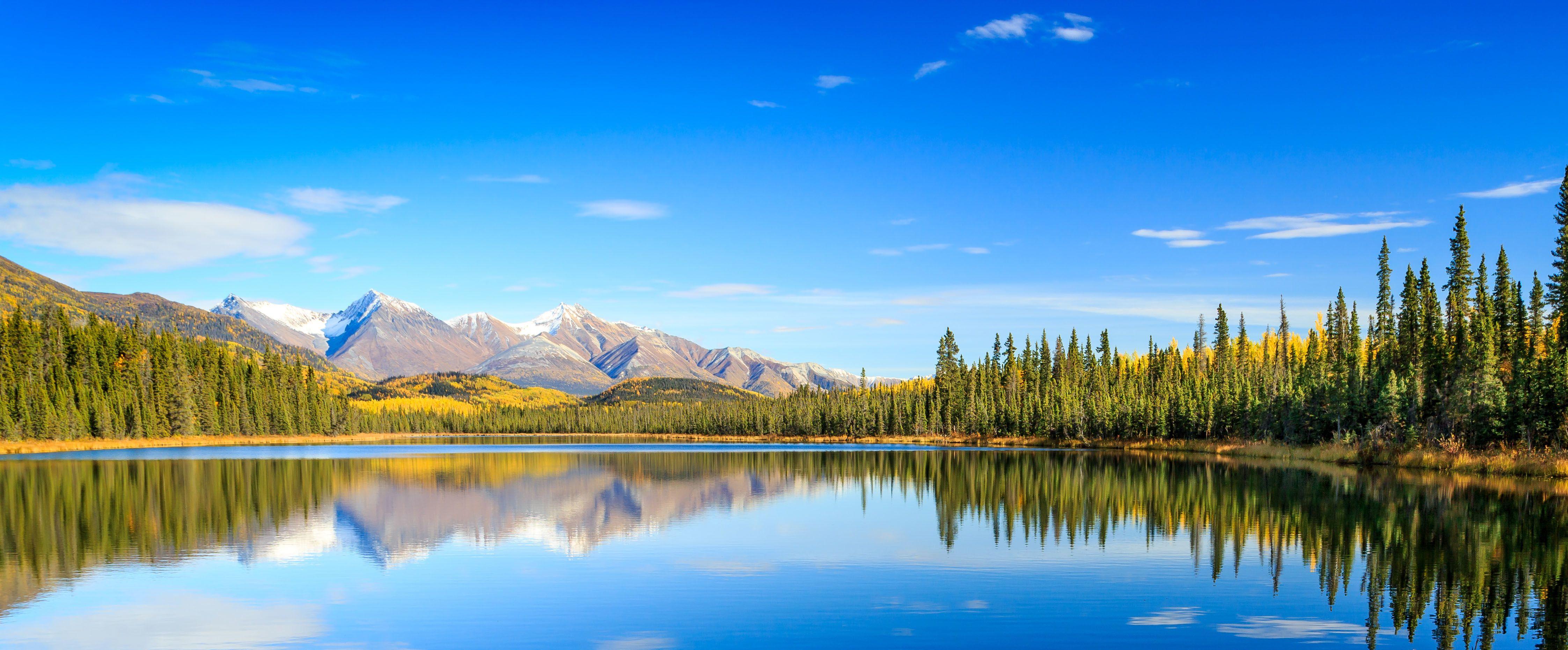 Herbststimmung im Wrangell-St. Elias National Park, Alaska