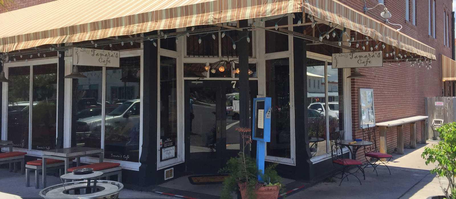 Tamara's Cafe