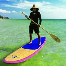 Stand Up Paddling in Bradenton, Florida