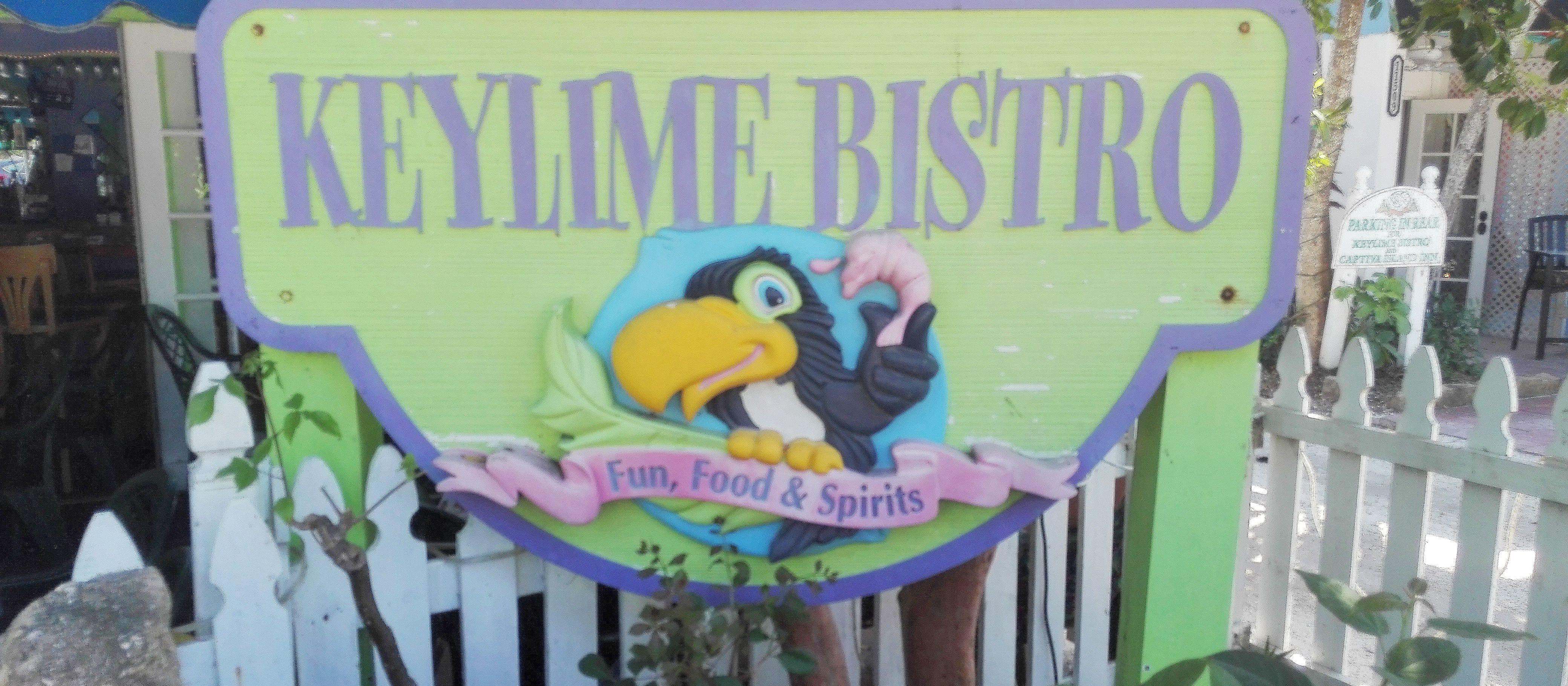 Key Lime Bistro auf Captiva Island