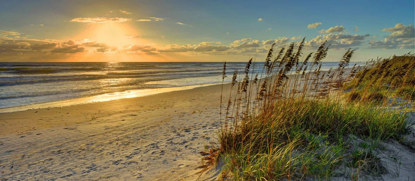Der Daytona Beach in Florida