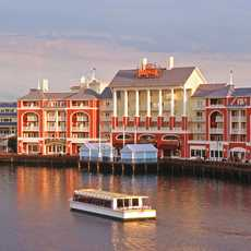 Disney Boardwalk in Orlando