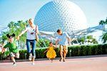 Orlando Epcot Theme Park