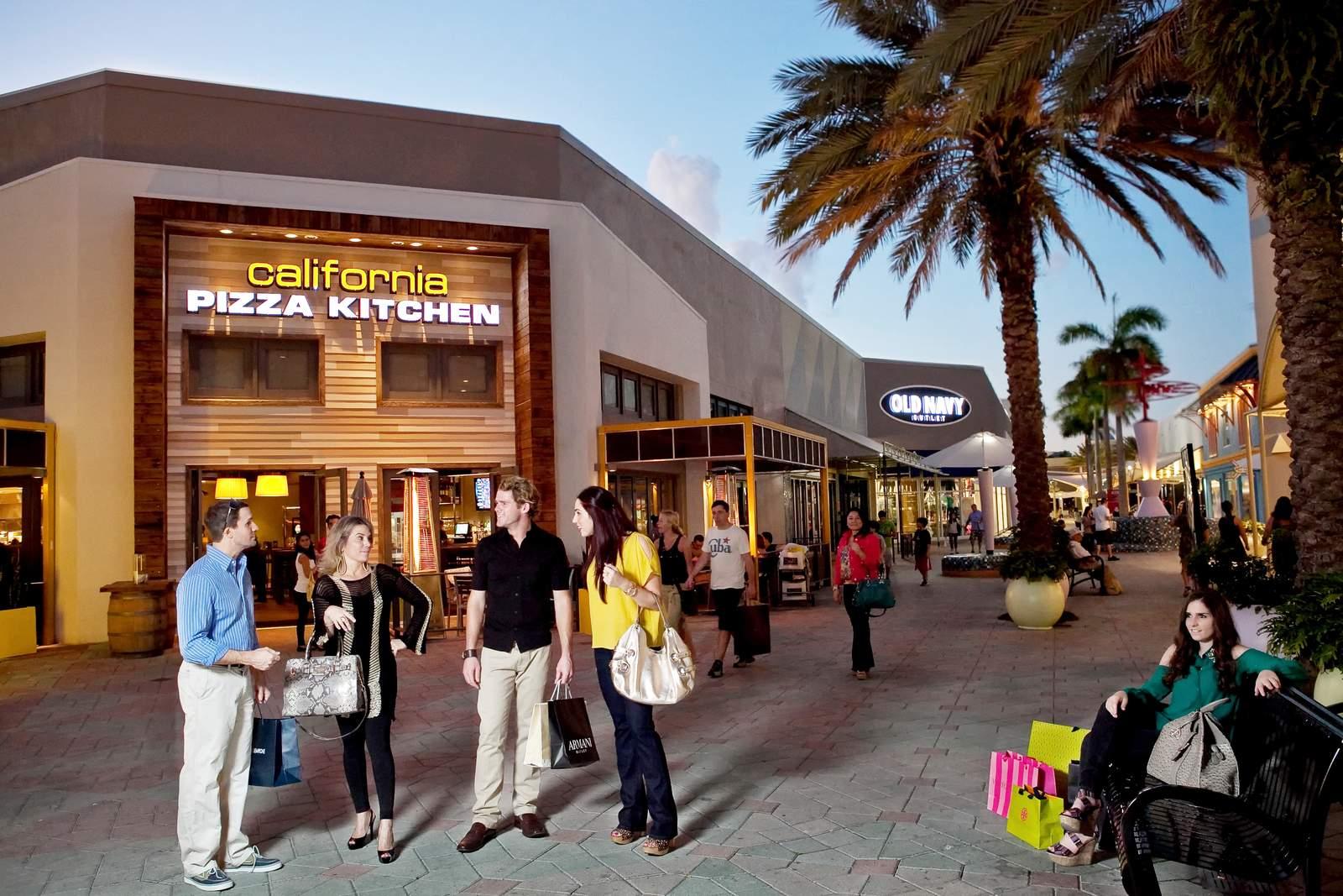 Das Shopping Herz lacht - Sawgrass Mills Fort Lauderdale