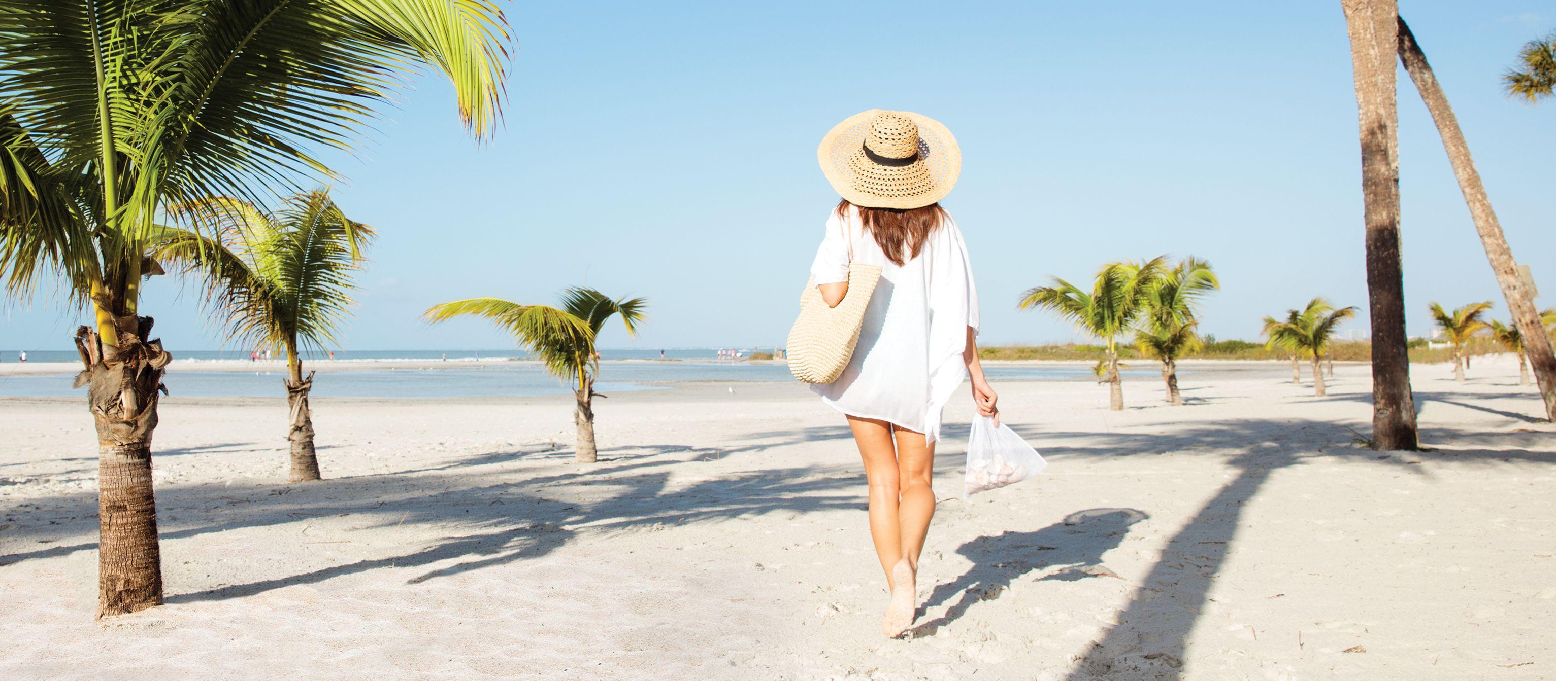 Die Strände von Fort Myers Beach genießen