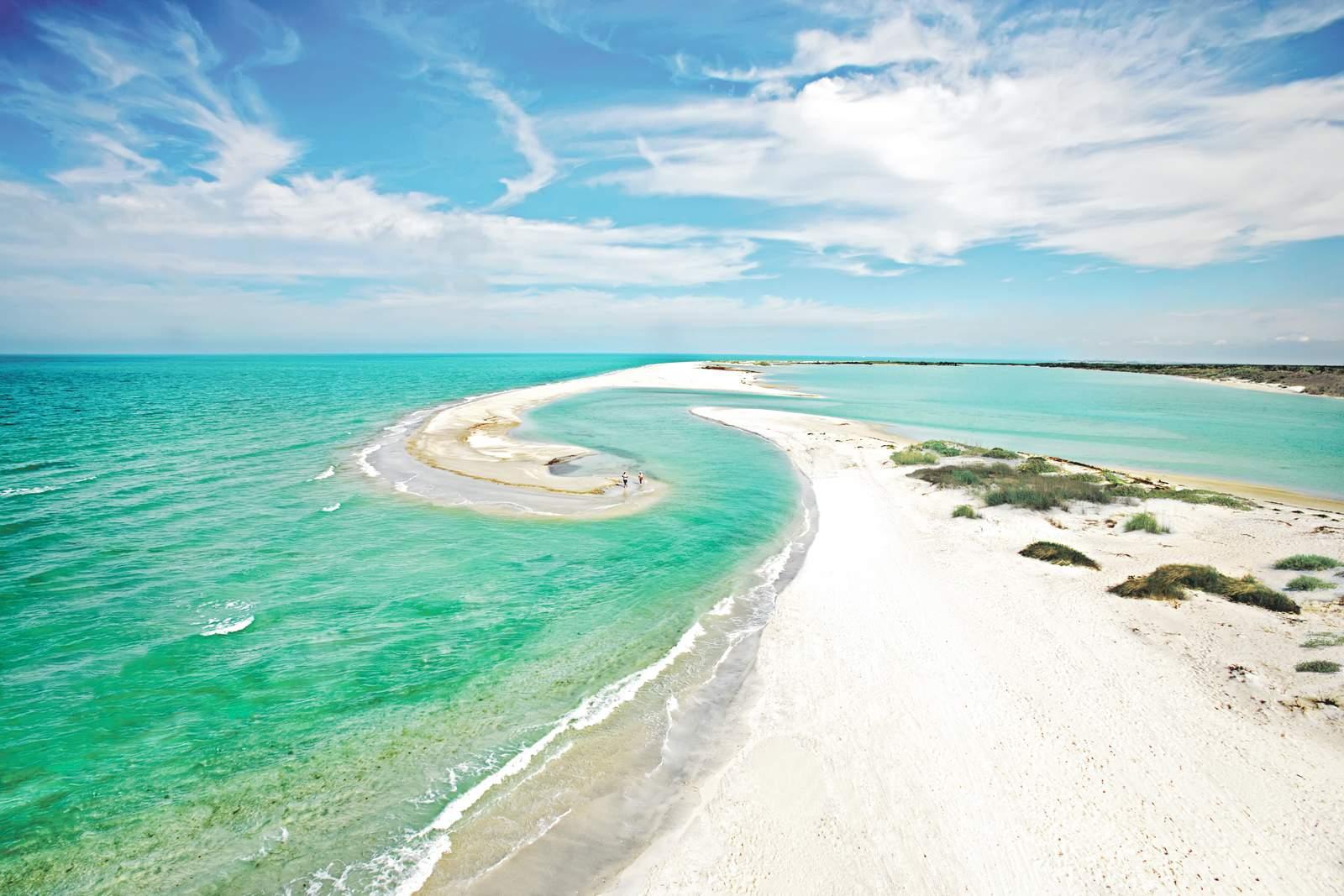 Cayo Costa, Golf von Mexiko