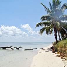 Strand im Bahia Honda State Park