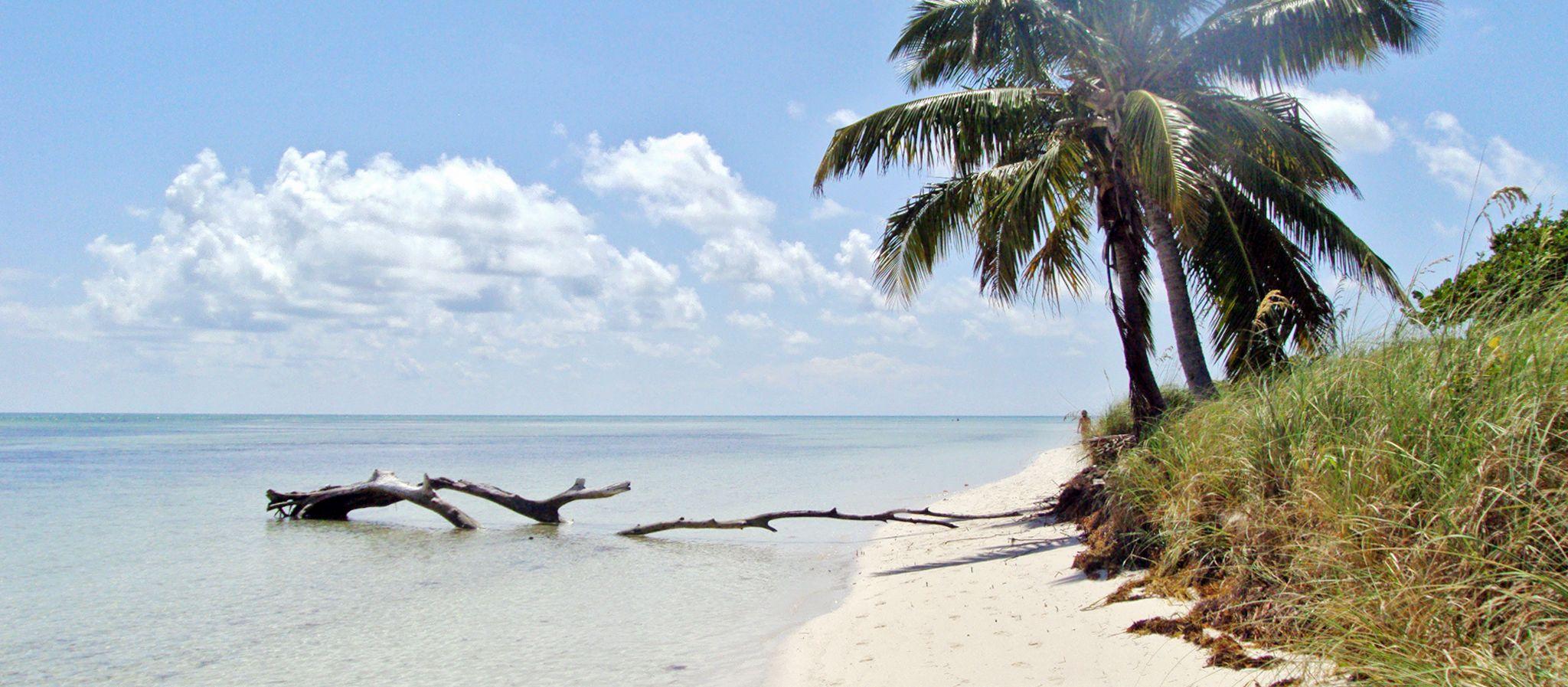 Bahia Honda State Park - Sandspur Beach