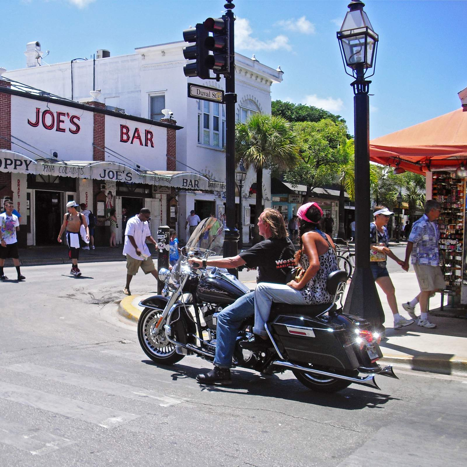 Harley-Davidson in Key West