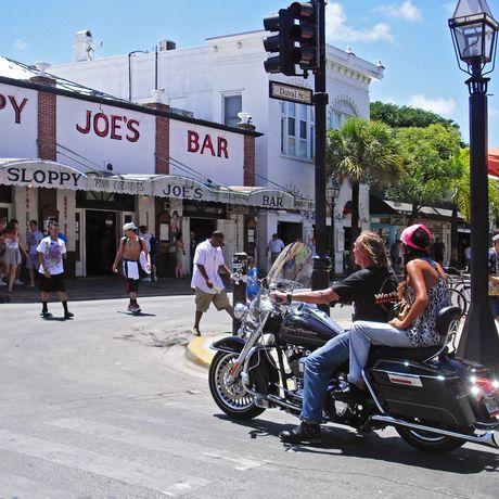 Harley-Davidson in Key West