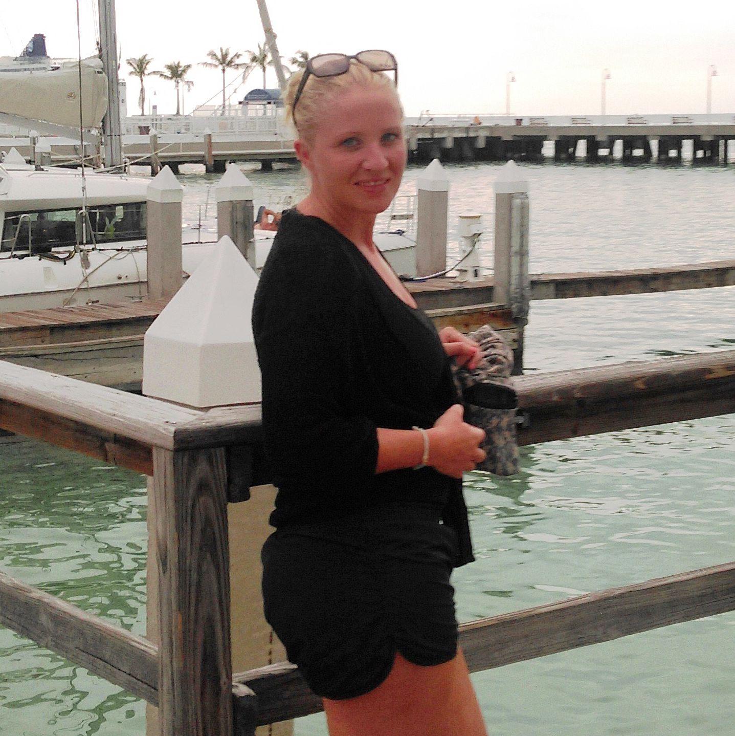 Im Hafen von Key West, Florida