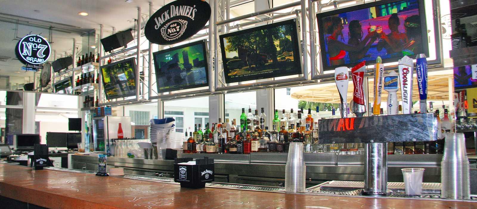 Sportsbar Clevelander Hotel