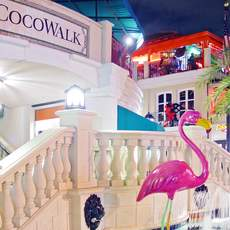 Coco Walk in Coconut Grove