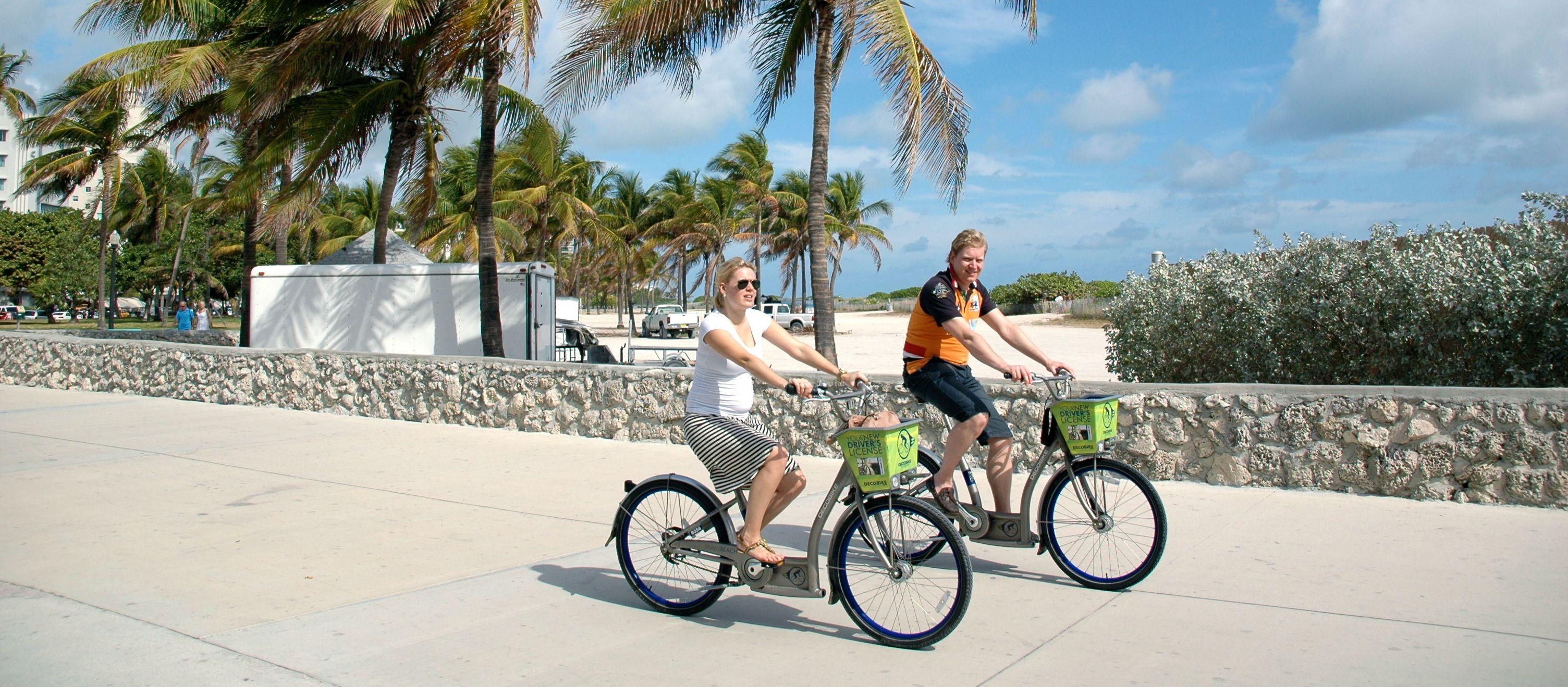 Deco Bike Miami Beach