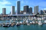 Downtown Marina im Miami Urlaub erkunden
