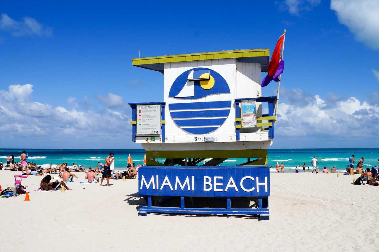 Mietwagen Usa Miami Beach