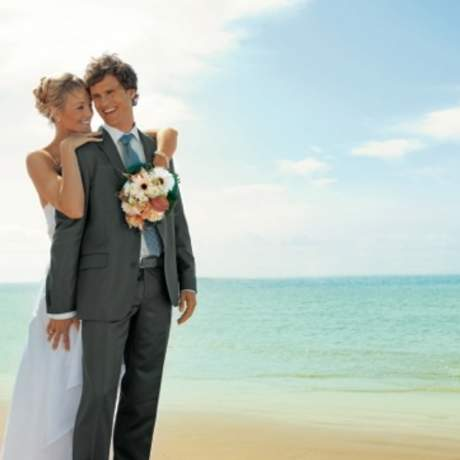 Heiraten am Strand von Miami Beach
