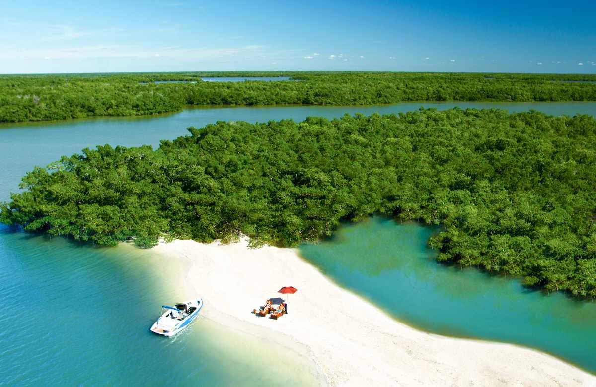 Ein spontaner Strandausflug auf Ten Thousand Islands in Florida
