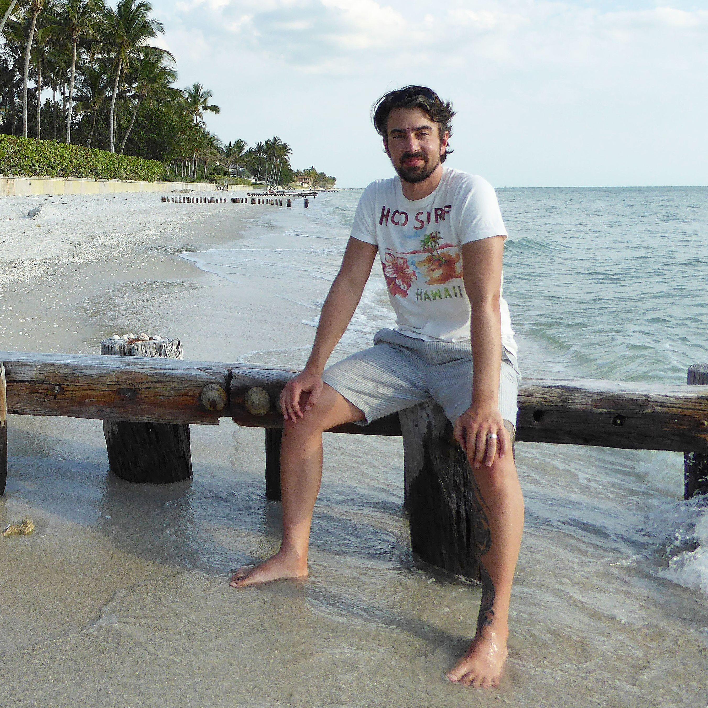 Old Naples Beach, 33. Ave S, Naples, Florida