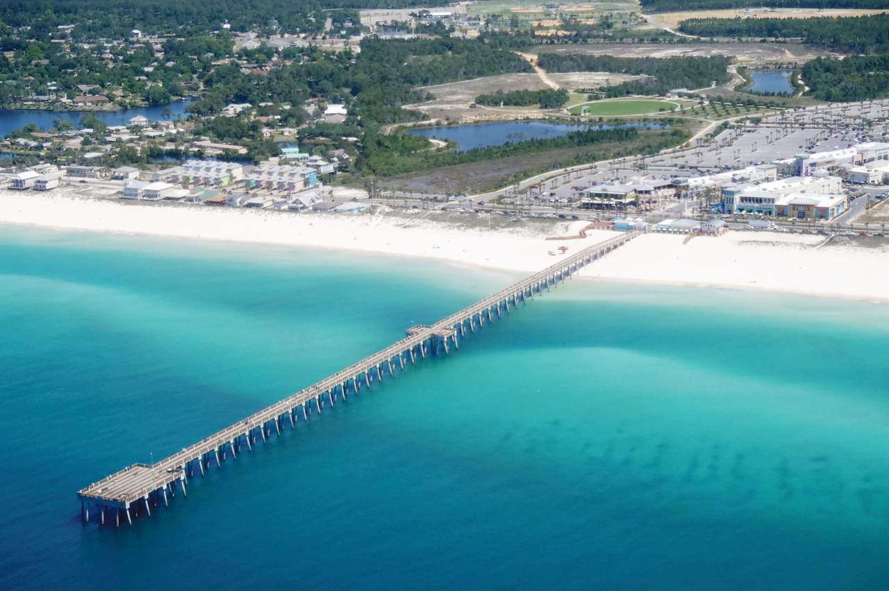 Fishing Piers In Panama City Beach Florida