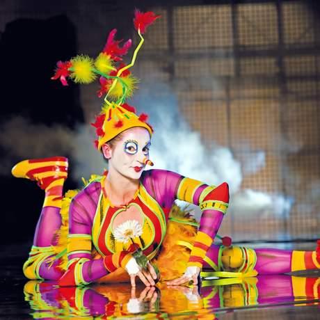 La Nouba im Cirque du Soleil