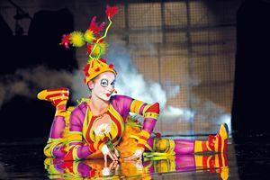 Orlando: Cirque du Soleil – faszinierende Show La Nouba