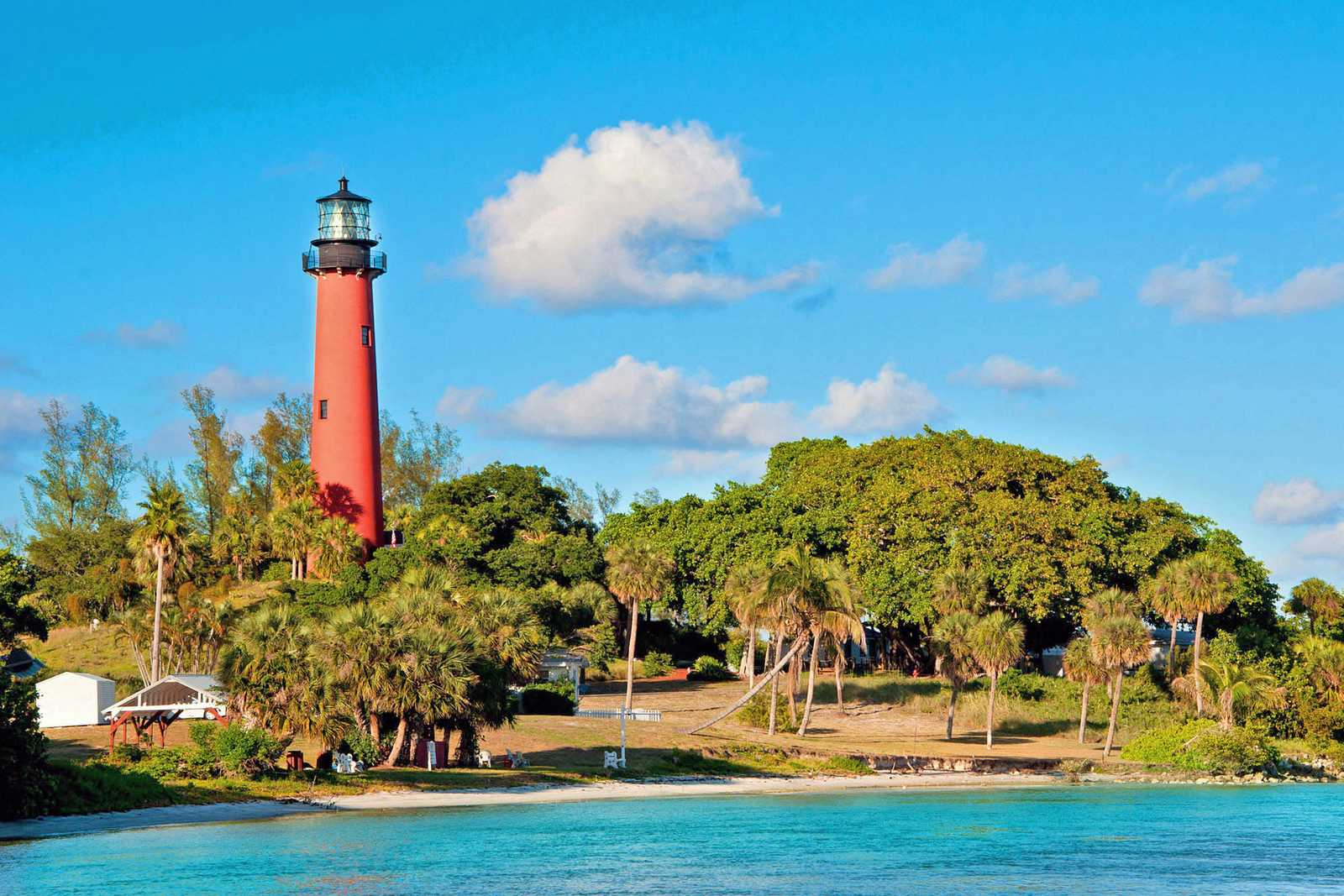 Palm Beach, Jupiter Leuchtturm