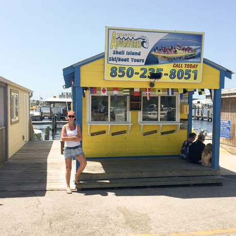 Aquatic Adventures in Panama City Beach, Florida