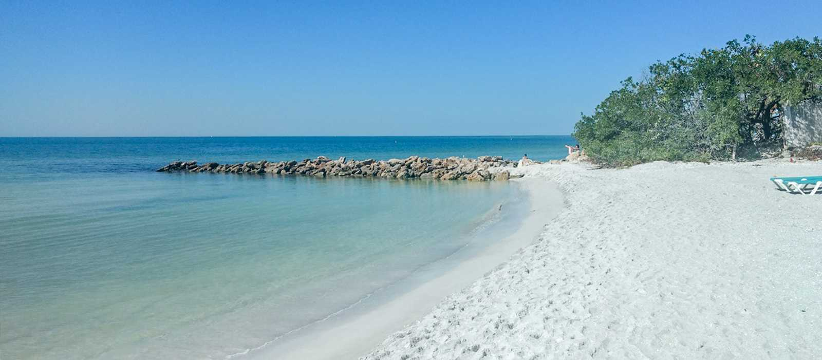Lido Beach in Sarasota