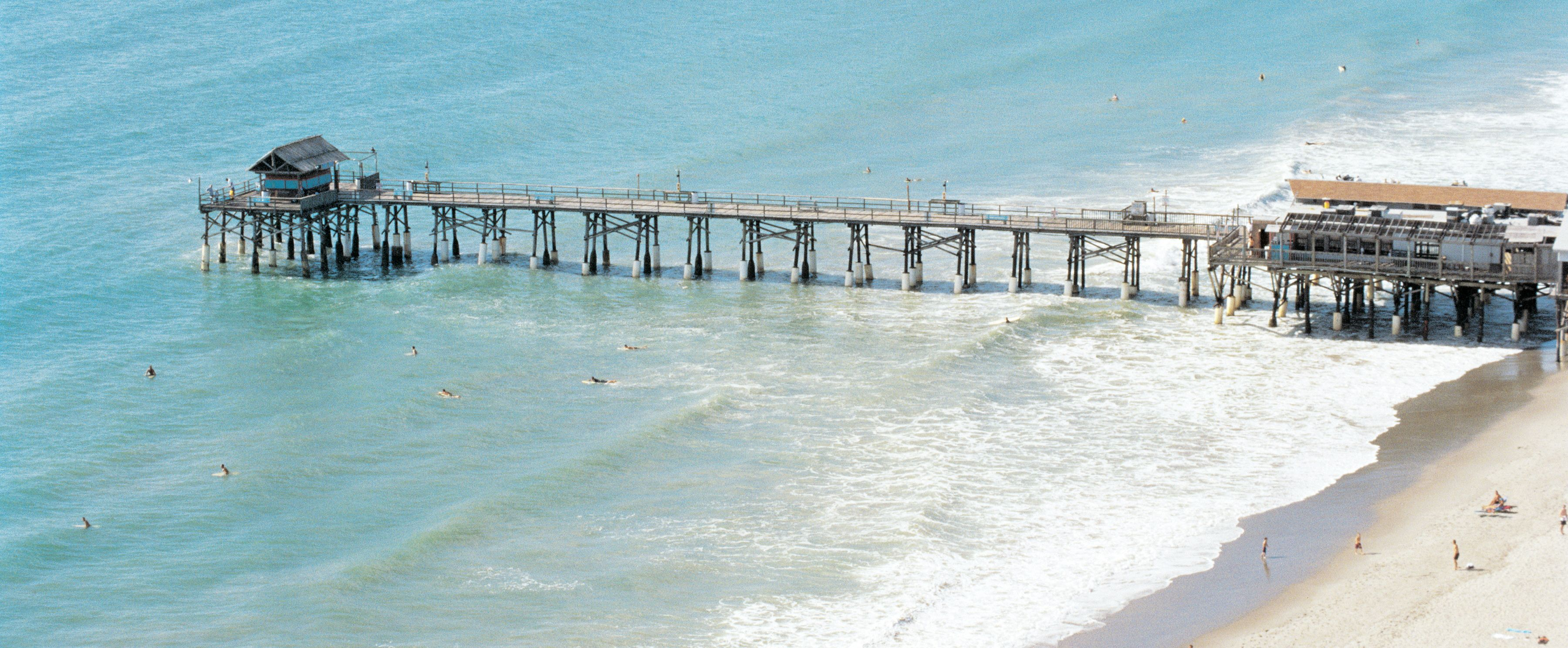 Pier am Cocoa Beach