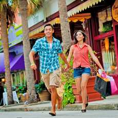 Shopping in Cocoa Village