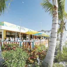 Frenchy's Rockaway Grill am Strand von Clearwater