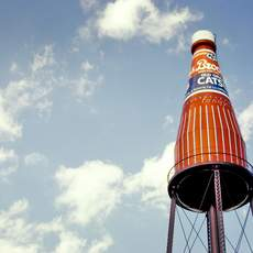 Brooks Catsup Bottle Water Tower