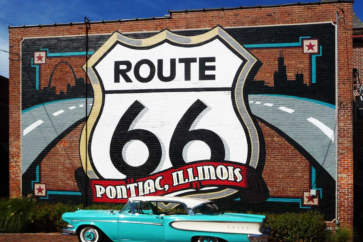 Pontiac in Illinois