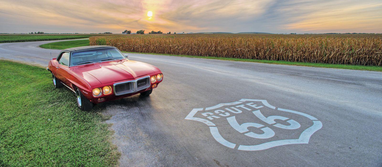 Legendaere Route 66