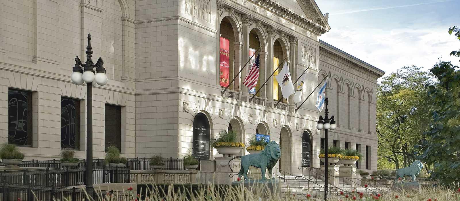 Das Art Institute of Chicago