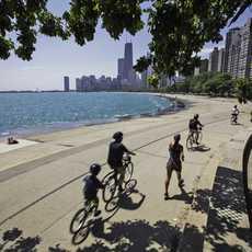 Chicagos Strand