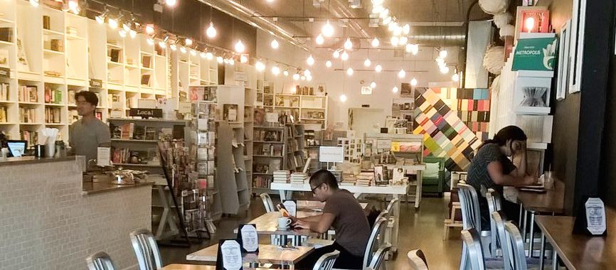 Volumes Books Cafe