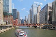 Chicago vom Wasser aus erleben